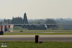 90-0163 - 382-5256 - USAF - Lockheed AC-130U Hercules - 110402 - Mildenhall - Steven Gray - IMG_3668