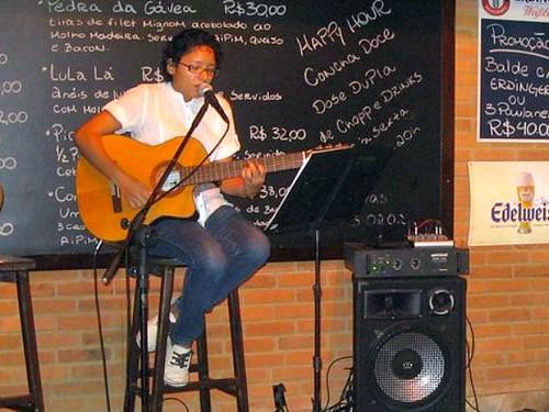 Aniversário de Michele Castro no Concha Doce, na Barra. 02 de abril de 2011 - Foto: Divulgação