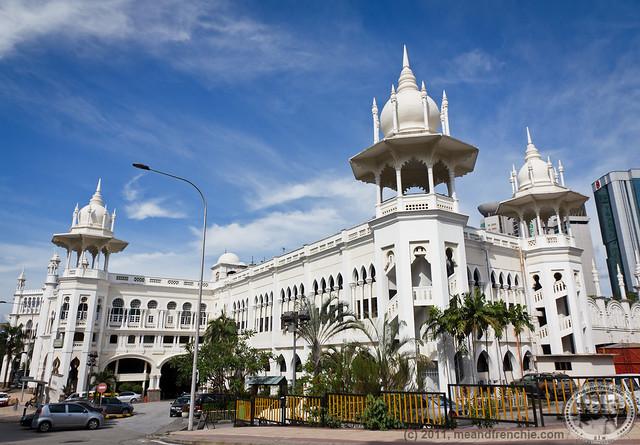 Kuala Lumpur Rail Station