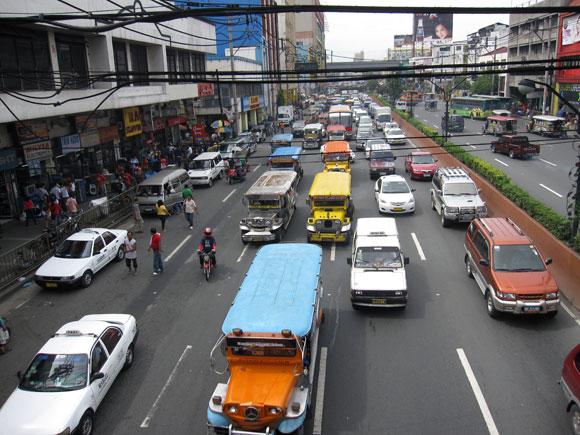 Streets of Manila, Philippines