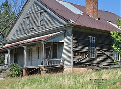 Seen Better Days (Carol Sadler Photography) Tags: rustic oldhouse rusticoldhouse