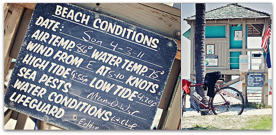 Diptych lifeguard