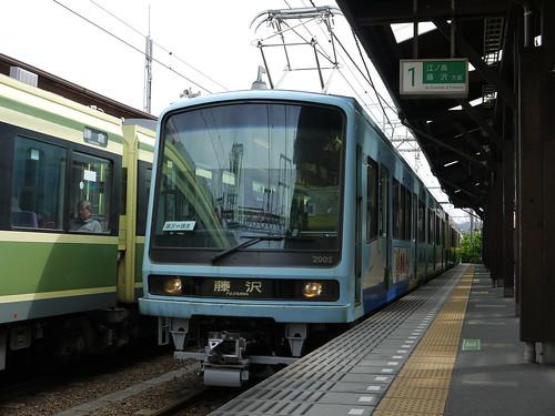 江ノ電2003F+501F@長谷