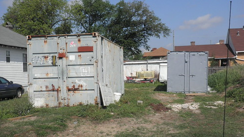 Containers on Joliet