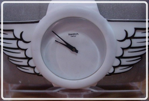 Domestic Cherry's Swatch watch giveaway
