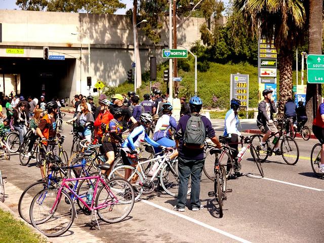 LA Cyclists