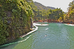 PARADISE !!!! Natural pools made with spring water/ BALNEARIO LOS CHORROS ,EL SALVADOR . (morito36pa) Tags: elsalvad
