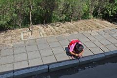 North Korea - Little Miss (Roman Harak) Tags: north korea northkorea dprk