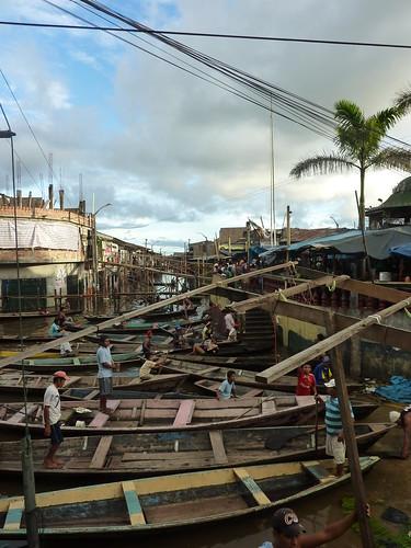 Venice in Iquitos