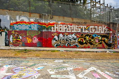 MUNG MONSTER, MOUER, AGER (STILSAYN) Tags: california monster graffiti oakland bay area mung ager 2011 mouer