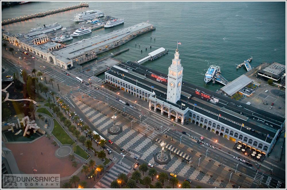 Embarcadero San Francisco, CA.