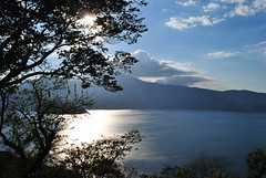 Lago Coatepeque El Salvador (Cristina Bruseghini de Di Maggio) Tags: coatepeque