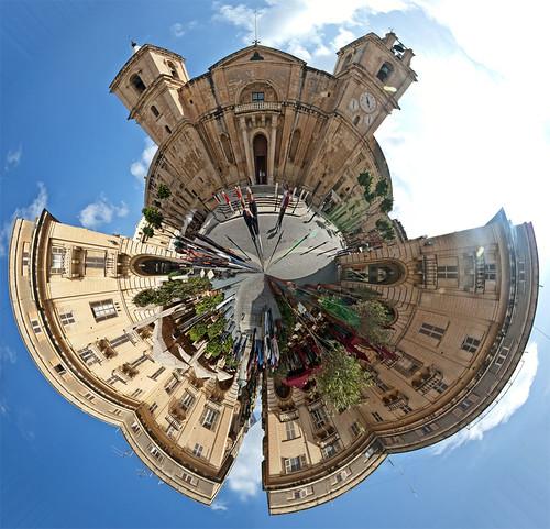 225/365 La catedral de St John en Valetta como nunca la habéis visto