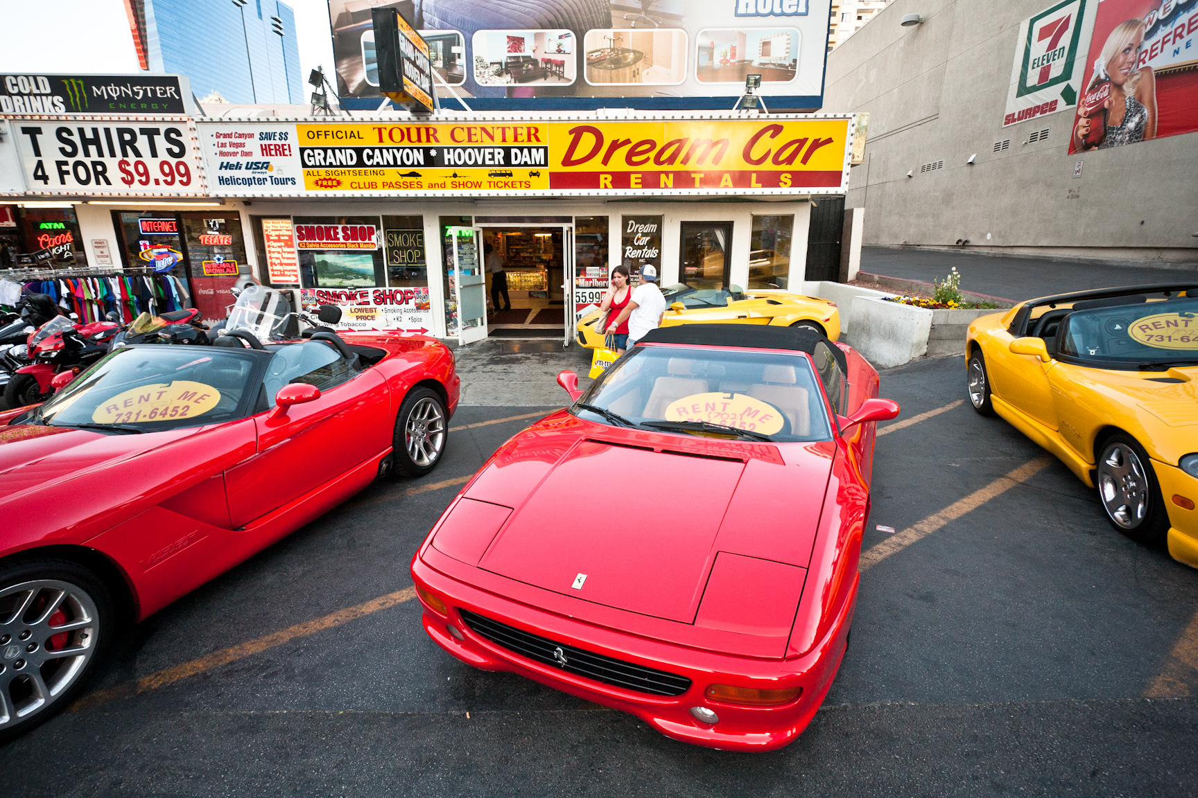 Dream Car Rentals
