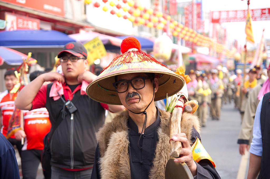 20110411 嘉義新港奉天宮 媽祖繞境 (圖多慎入)