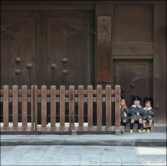 Asakusa Kids (jun@sa) Tags: street favorite cute kids temple tokyo kid big little small  asakusa      500x500
