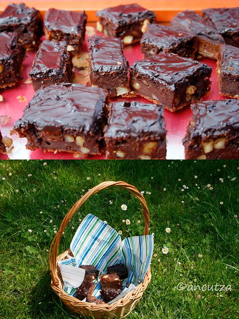 torta morbida al cioccolato e lamponi