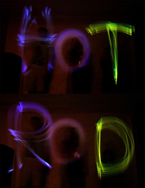 hot rod glowsticks.