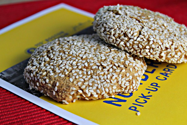 Boston) Marathon Cookies | Joanne Eats Well With Others