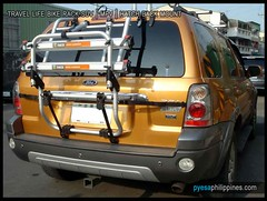 Travel life Hatch Mount Bike Racks