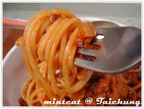 [試吃] 用道地的美味亨氏番茄醬做波隆那肉醬義大利麵