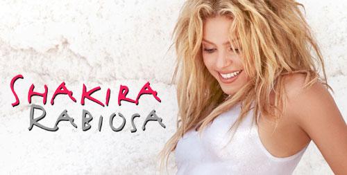 Shakira en Puebla