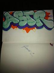 astr (Trap$tar) Tags: graffiti tm northbay ibo kush promethazine codiene idue