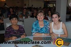 DSC_2722 Gloria Treviño, Rosa María de Juaristi y Cecilia Anzaldúa.