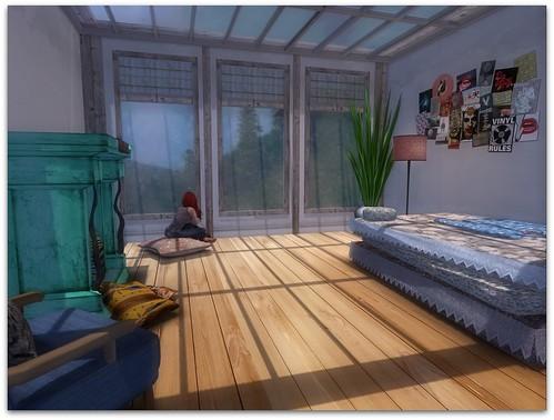 Clutter by Flutter The Sunbeam