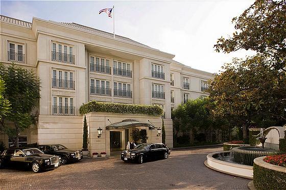 アフタヌーンティーで人気のホテル ザ ペニンシュラ ビバリー ヒルズ