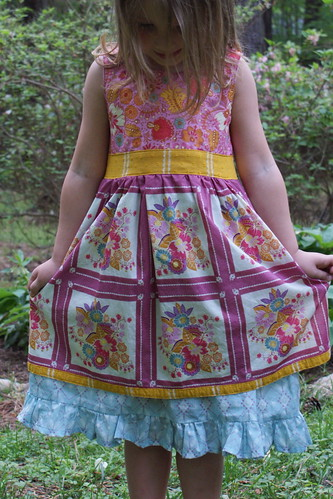 Little Folks Easter Dress