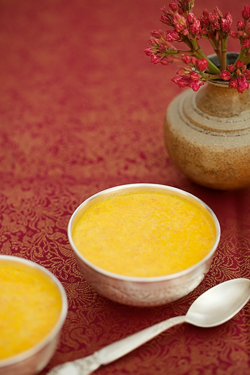 Creamy Carrot Pudding/Carrot Kheer