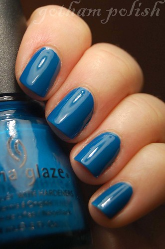 China Glaze Shower Together