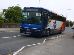 53277 - SP07 HHD (Cammies Transport Photography) Tags: bus buses st volvo coach andrews profile via express coaches stagecoach kirkcaldy inverkeithing x60 plaxton b7r 53277 sp07hhd