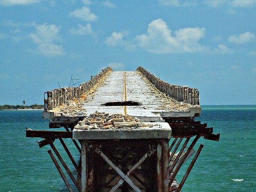 Bridge to Nowhere, West Summerland Key FLorida