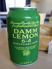 Damm, Damm Lemon, Spain