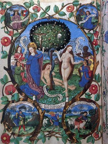 Berthold Furtmayr, Arbre de vie et de mort, 1481