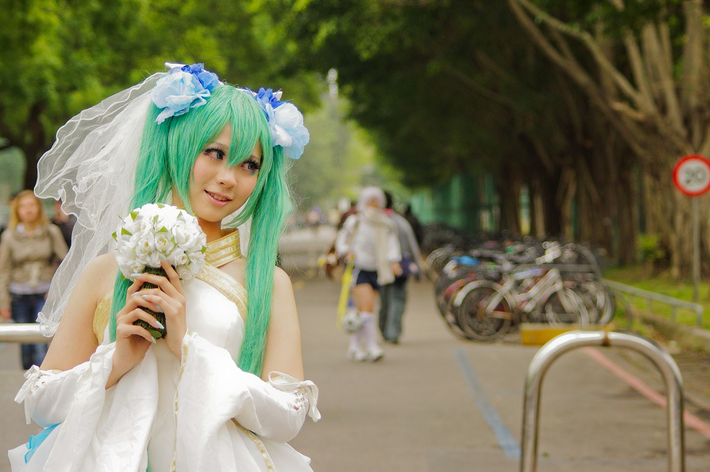 4.23 PF 場外的cosplay (in NTU) part I