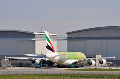 A380-861 MSN 0080 F-WWSV EK (A380spotter) Tags: uae airbus a380 ek toulouse 800 blagnac a12 tls  flightline emiratesairline lfbo jllagardere fwwsv aroconstellation standa12 a6edq msn0080