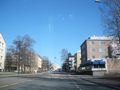 In Lauttasaari (Helsinki)