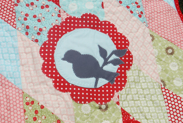 little bird detail