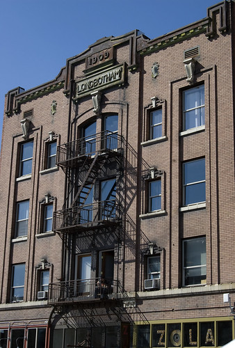 Building, Main Street, Downtown Spokane 2011