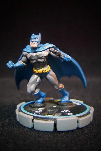 DC Heroclix Hypertime #107 Batman - Experienced