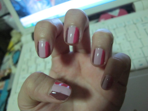 Beauty, beauty blog, diy, diy blog, diy nails, diy neapolitan ice-cream nails, how to do neapolitan icecream nails, how-to, icecream nails, manicures, nadnut, nadnut tutorials, nails, neapolitan icecream, neapolitan icecream nails, neapolitan nails, neapoolitan ice-cream, singapore lifestyle blog, tape manicures, the icecream nails tutorial, the neapolitan ice-cream tutorial, tutorial, tutorial blog, tutorials
