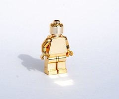 Mason's Chrome Minifig