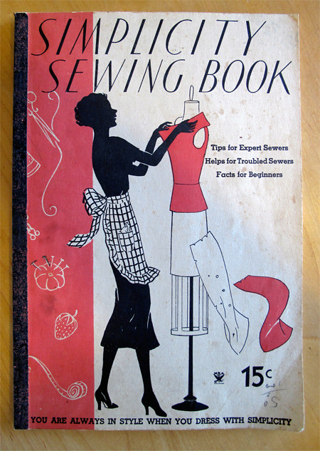 Simplicity Sewing Book