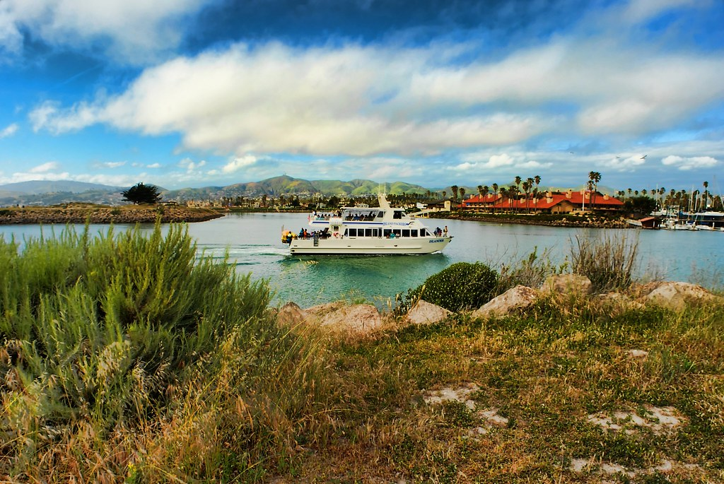 Tour Boat 1