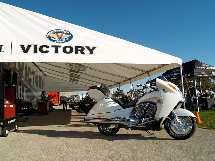 Victory Motorcycles Demo rides at Yamaha/Polaris/Suzuki of ...