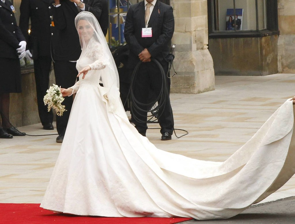 BRITAIN-WEDDING/
