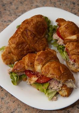 Tuna Croissant